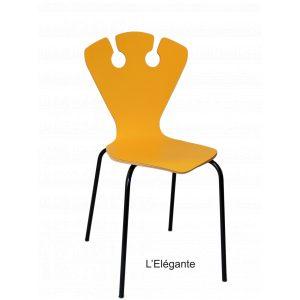 chaise élégante PIKO Edition tsé tsé designer made in France fabriquée en france nouvelle aquitaine décoration assise bois hêtre salon séjour