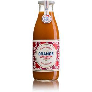 Packshot Orange Sanguine 75cL