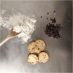 Petit beurre bio pépites de chocolat Les Cookies d'Alice