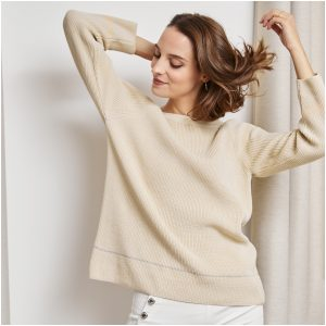 Pull Maille Made in France